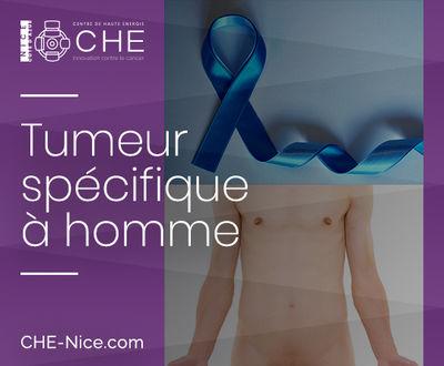 Tumeurs spécifiques à homme