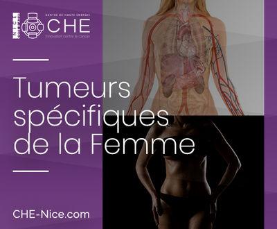 Tumeurs spécifiques de la femme