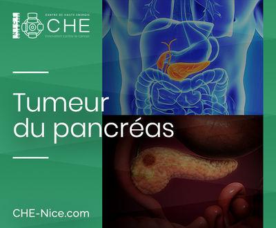 Tumeur du pancréas