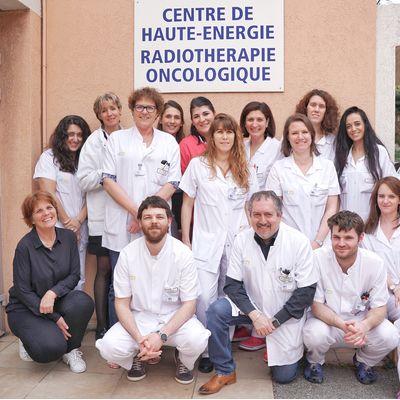 Equipe Centre Haute Energie