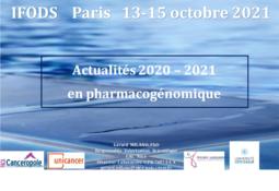 Diaporama + Synthèse de la présentation de G. Milano à l'IFODS (pharmacogénomique)