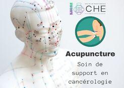 L'acupuncture en cancérologie