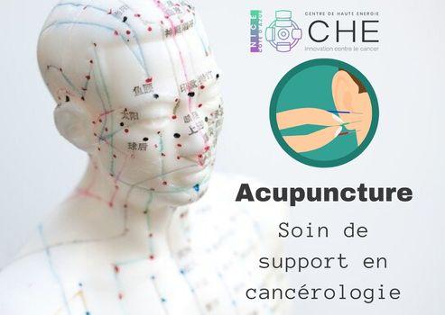 Acupuncture en cancerologie